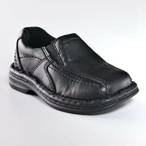 NEW Sonoma Boy's Connor Dress Shoes Slip On size 5